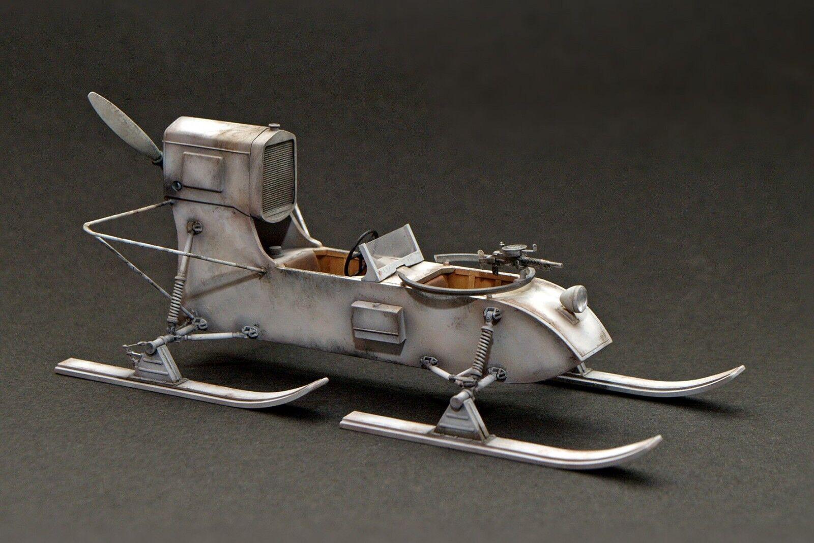 Plus modellllerl 290 Sovjet Aero -Sleight RF8 1  35 -skala hkonstsmodellllerlkit