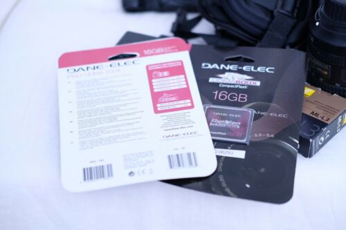 Dane-elec Pro Udma600x 16GB Compact Flash