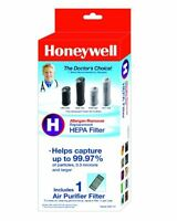 Honeywell True Hepa Air Purifier Replacement Filter, Hrf-h1/filter (h) , New, Fr on sale