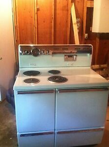 Details about GE Stratoliner 1950's Stove Oven