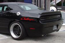 Car decal vehicle vinyl sticker Dodge Challenger sports speed, muscle both sides