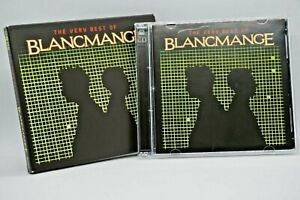 Blancmange-The-Very-Best-Of-2CD-Deluxe-Edition-Album-RARE