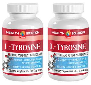 L tyrosine and depression
