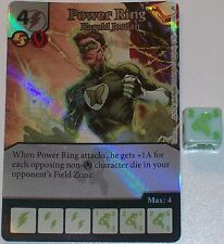 Foil POWER RING: HAROLD JORDAN 28 Green Arrow and The Flash Dice Masters