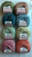 Louisa Harding 'ondine' Yarn - Dk - Choice Of 5 Colors Left - Free Shipping