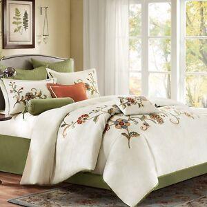 Image Is Loading Harbor House MADELINE King Or Queen Comforter SET