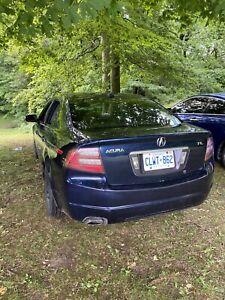 2007 Acura TL PERFECT CONDITION