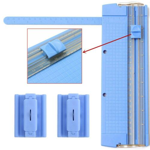 A4 Precision Paper Card Art Trimmer Ruler Blade Photo Cutter Cutting Office Kit