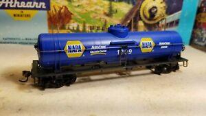 Athearn-HO-NAPA-single-dome-tank-car-nos-for-train-set
