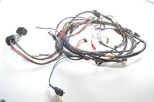 BMW E23 E24 E28 5 6 7 Series Wiring Harness Loom 1376741 Ebay. Is Loading BMWe23e24e28567series. BMW. BMW E24 Instrument Wiring Connector At Scoala.co