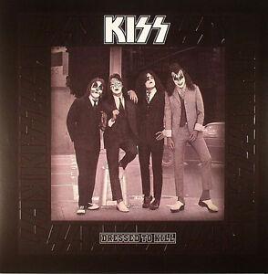 Kiss-Dressed-To-Kill-Vinyl-LP-Casablanca-2014-NEW-SEALED-180gm