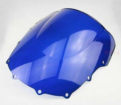 Windshield Windscreen For kawasaki ZZR600 1993 1994 1995 1996 1997 - 2004 Blue