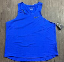 CZ1450 Sizes XL // 2XL-NWT Blue Black Performance Tank Top adidas Men/'s Croyal