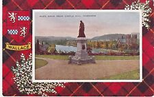 Wallace Tartan Surround, Glen Mhor From Castle Hill, INVERNESS, Inverness-shire