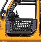 Body Armor 4X4 GEN 3 Front Trail Doors w/ Nylon Web 07-16 Jeep Wrangler JK-6139