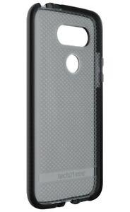Tech21-Evo-Check-Drop-Protection-Thin-Case-Back-Cover-For-LG-G5-Smokey-Black