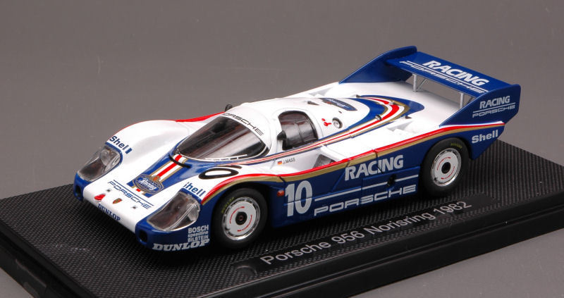 Porsche 956  10 Norisring 1982 1 43 Model EBBRO