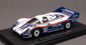 Porsche 956 # 10 Norisring 1982 1:43 Modèle Ebbro