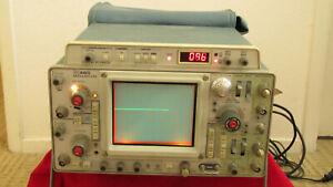 Tektronix 465 Oscilloscope with digital Storage