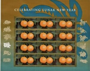 US 4492 Lunar New Year Rabbit forever sheet Of 12 stamps MNH 2011 Free Shipping