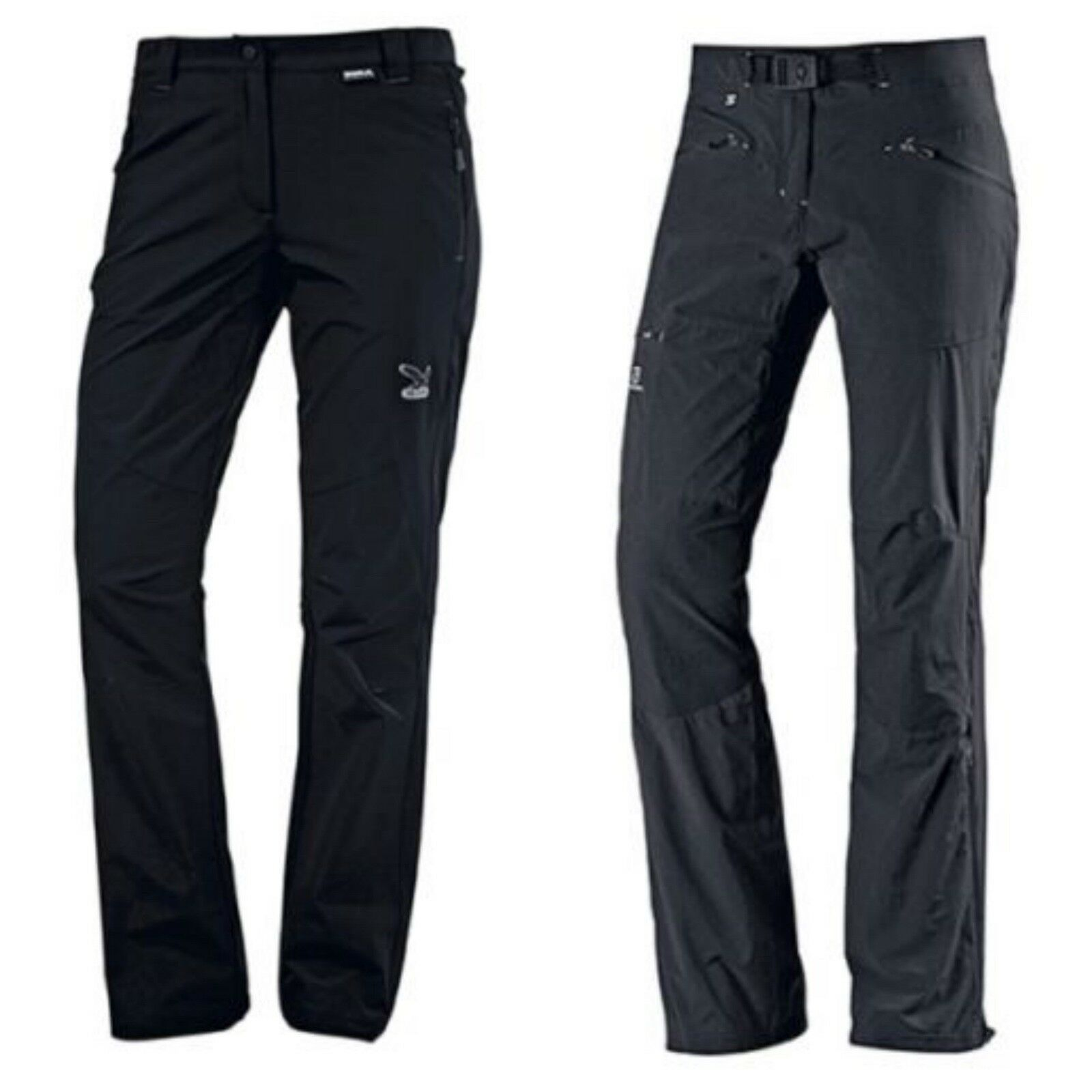 Salewa  Ladies Soft Shell Trousers Dura Stretch Terminal Gr.42, Salomon Weyfarer  outlet on sale