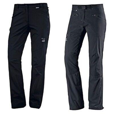 Volitivo Salewa Donna Softshell Pantaloni Durastretch Terminal Mis. 42, Salomon Weyfarer Mis. 40-