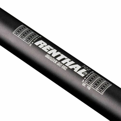 Details about  /Renthal 22mm Silver Road Streetfighter Handlebars Yamaha WR 250 F 06-06