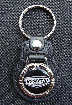 Automobilia Triumph Rocket 2300 Cc Schlüsselanhänger Keychain Keyring Key Chain Ring Ein Bereicherung Und Ein NäHrstoff FüR Die Leber Und Die Niere