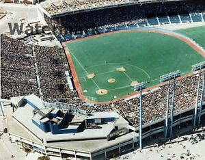 Exhibition-Stadium-1st-Home-of-Toronto-Blue-Jays-Aerial-Photo-8-X-10-Color-Photo