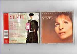 Barbra Streisand Yentil Cd Ebay