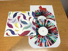 New Order Substance 1987 2 x LP SPLATTER VINYL JAPAN DJ PROMO