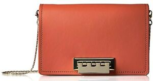 c92ea617a4 Image is loading NWT-ZAC-ZAC-POSEN-Earthette-Accordion-Crossbody-Bag-