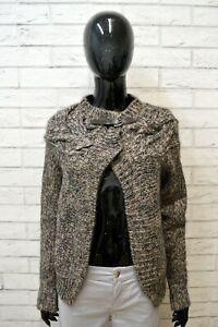 Maglione-LIU-JO-Donna-Taglia-M-Pullover-Cardigan-Sweater-Woman-Lana-Mantella
