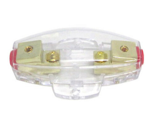 MINI ANL FUSE HOLDER MANL Fits 4 or 10 Gauge Wire 6 8