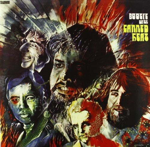Canned Heat - Boogie with Canned Heat [New Vinyl LP] 180 Gram