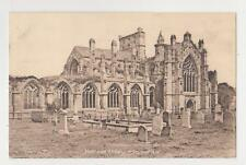 Melrose,Scotland,U.K.St.Mary's Abbey-Melrose from the S.W.,Roxburghshire,c.1909