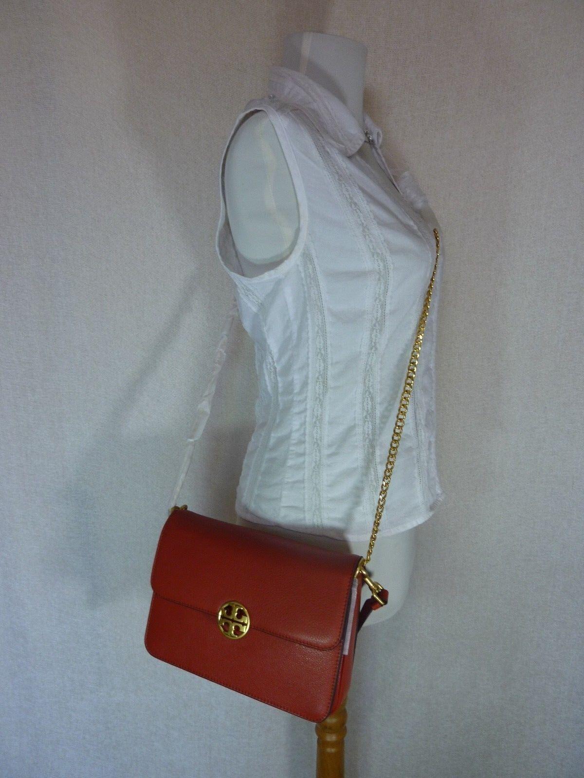aa618335c7cc Tory Burch Chelsea Convertible Shoulder Bag Kola 48735 for sale ...
