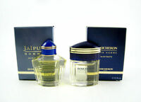 Boucheron Men + Jaipur Men Edt Miniature Splash 4.5 Ml Each - Dual Miniatures on sale