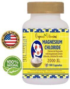 Cloruro-de-Magnesio-Magnesium-Chloride-140-Capsules-high-Absorption-with-Magnesi