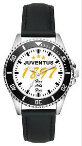 Juventus-Geschenk-Artikel-Idee-Fan-Uhr-L-6060