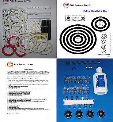 Williams Earthshaker   Pinball Tune-up /& Repair Kit