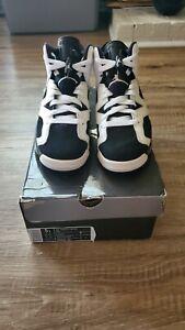 Nike-Air-Jordan-Retro-6-Oreo-2010-GS-Size-5Y