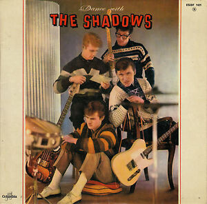 45TRS-VINYL-7-039-039-RARE-FRENCH-EP-DANCING-WITH-THE-SHADOWS-GROUPE-SIXTIES