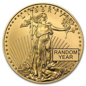 1oz-Gold-American-Eagle-Coin-Random-Year-BU-SKU-84672