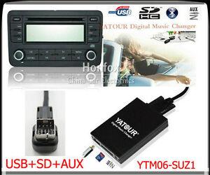 Yatour-Digital-CD-Changer-for-OEM-Clarion-Suzuki-Swift-Jimny-GRAND-VITARA-SX4