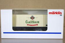 MARKLIN MäRKLIN C0014 SONDERMODELLE CLAUSTHALER BIER BEER CONTAINER WAGON nc