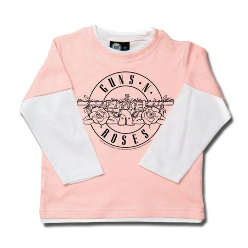 Bullet - outline Kinder Skater Shirt von Metal-Kids Guns /'n Roses