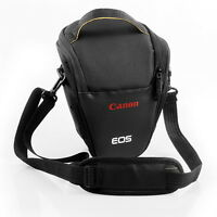 Soft Carrying Case Bag for Canon 1100D 450D 500D 600D 550D 50D 60D 7D 5D II DSLR