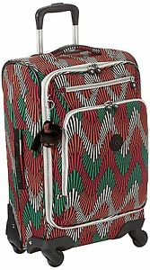 e8a30e6bd1f Kipling Youri Spin 55 Spinner Trolley Tropic Palm RRP £157**Cabin ...