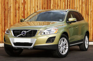 Volvo-xc60-addition-of-bumper-front-skirt-rear-skirt